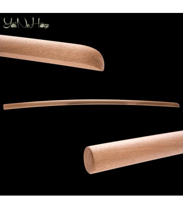 KUKISHINDEN RYU BOKKEN - 134 CM – MAHAGONIHOLZ - HANDGEFERTIGT