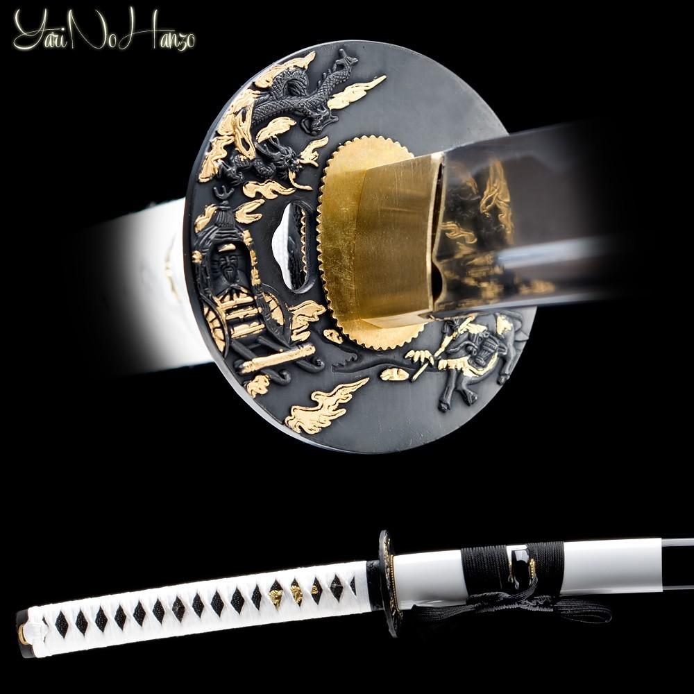 Echte Samurai Schwert Kaufen