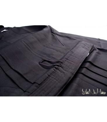 HAKAMA SCHWARZ | Hakama für Aikido, Kendo, Iaido