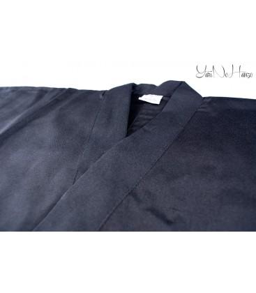 Iaido Gi Master 2.0 | Iaido Jacke Schwarz | Iaidogi aus Polyester
