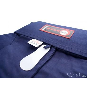 Hakama Master 2.0 | Dunkelblau Indigo | Aikido Kendo Hakama