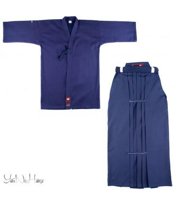 Kendo Set Basic BLAU | Kendo Gi und Hakama SET