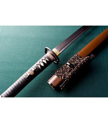 MUSASHI KUMAMOTO KATANA | SAMURAI SCHWERT | HANDGEFERTIGT