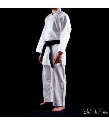 Karate Gi Shuto Beginner | Karate Gi Weiß 8 Unzen leicht | Karate Anzug Weiß