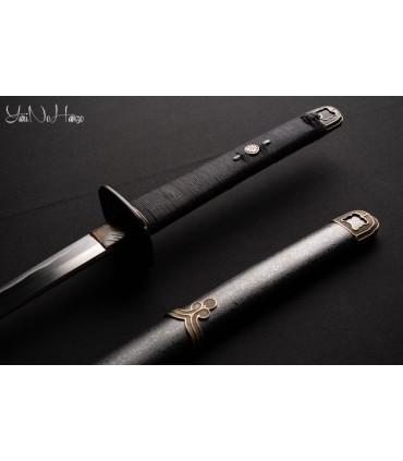 Shinobigatana Iaito Ultimate Edition | Ninjaschwert | Handgefertigt