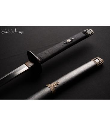Shinobigatana Iaito Ultimate Edition | Ninjaschwert | Hndgefertigt
