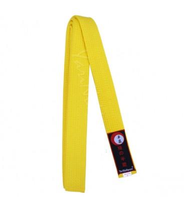 Karategürtel - Judogürtel | Gelb