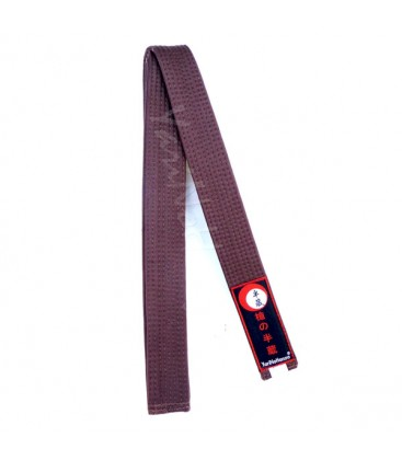 Karategürtel - Judogürtel | Braun