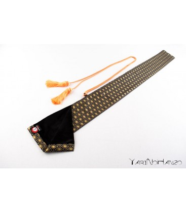 Katana Bukuro Asanoha | Bag For Katana and Nihonto