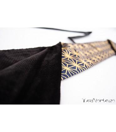 Shirasaya Bukuro Asanoha   Bag For Katana and Nihonto