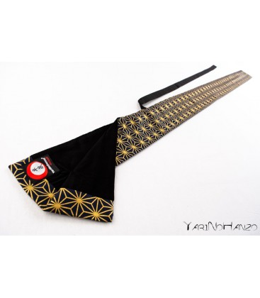 Shirasaya Bukuro Asanoha | Bag For Katana and Nihonto