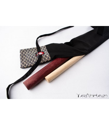 Buki Bukuro Sakura | Bag For Shinai, Bokken and Jo