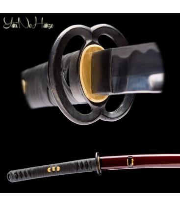 MIYAMOTO MUSASHI IAITO 11th ANNIVERSARY | SAMURAI SCHWERT | HANDGEFERTIGT