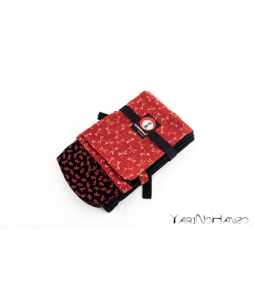 Tasche für Shinai TOMBO ROT | Shinai Buku TUMBO | Tasche für Shinai, Bokken und Jo