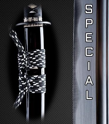 Scharfe Special Katana Schwerter